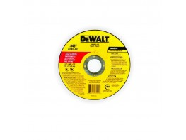 DISCO DE CORTE PARA METAL/INOX 4 1/2