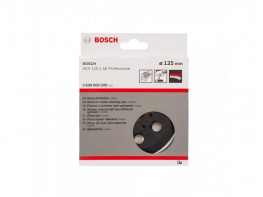 DISCO DE BORRACHA COM VELCRO 125 mm - MEDIUM - GEX 125-1 AE - BOSCH